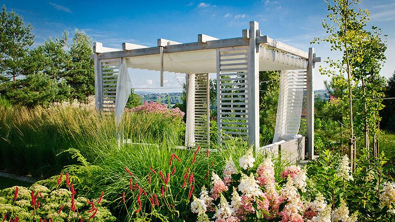Projektowanie, zakładanie i wykonanie ogrodów