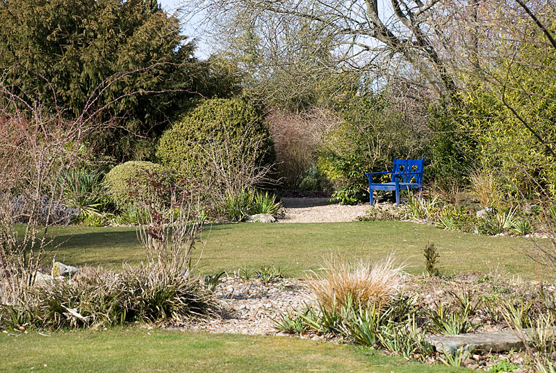 John Brookes - Denmans Garden