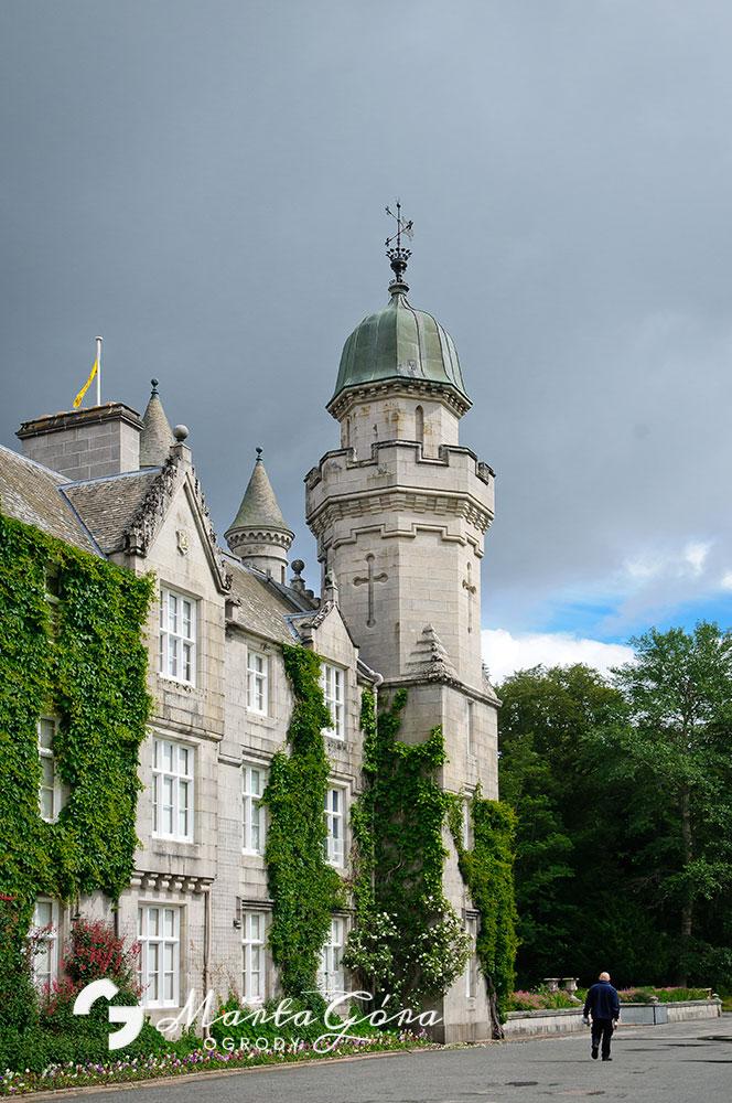 Wieża wBalmoral Castle